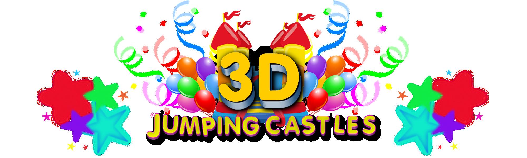 3D Jumping Castles
