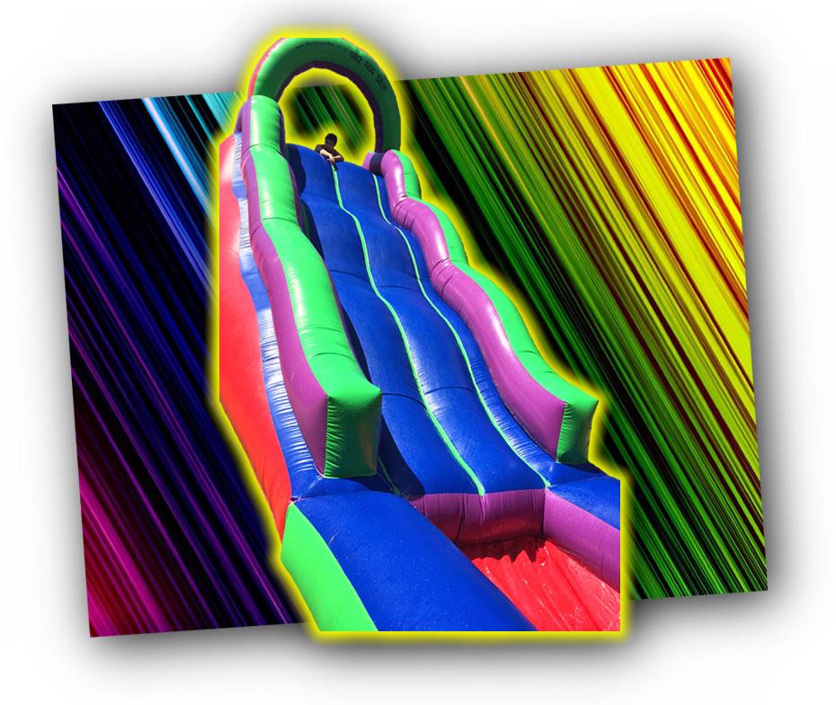 Inflatable Wave Slide Roodepoort